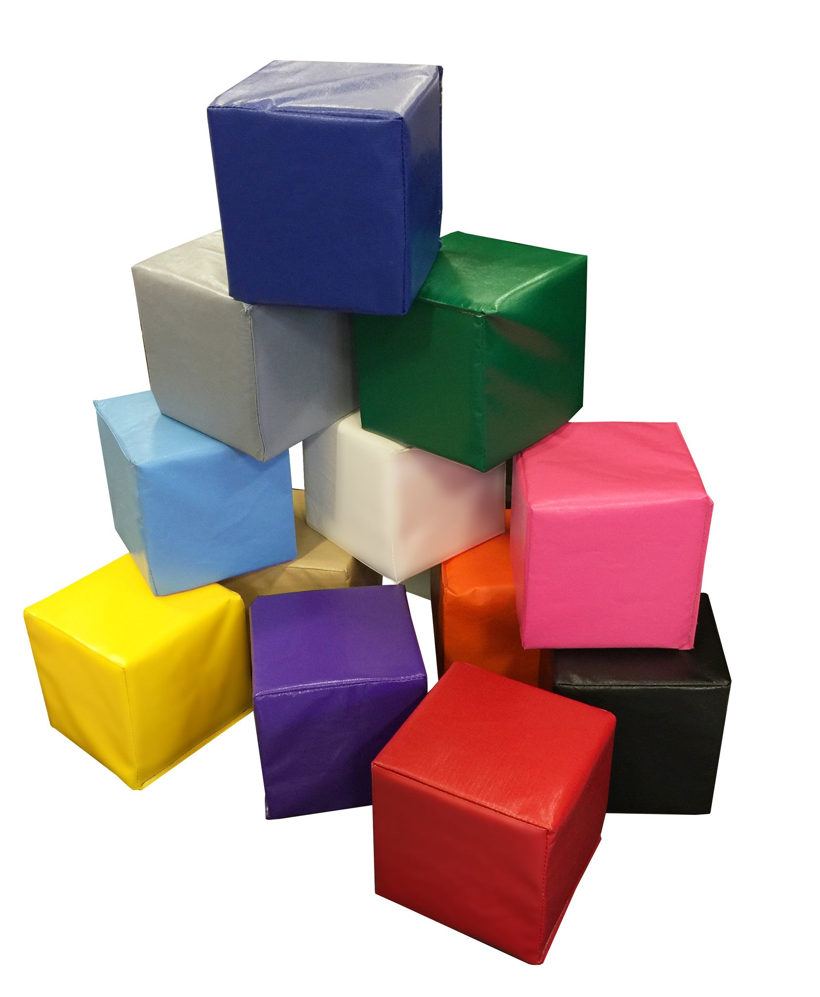 Color Fun Rainbow Block Set