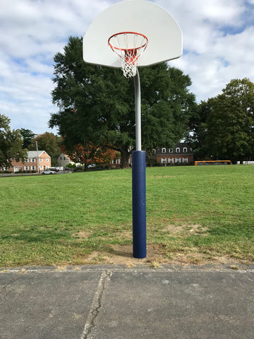 Basketball Hoop Post Pad