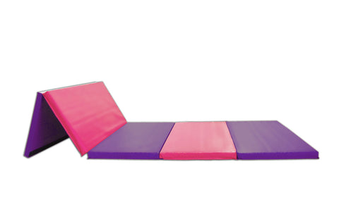 "Quick Ship 4' x 10' x 1 3/8"" Advanced Level Gymnastics Mat"