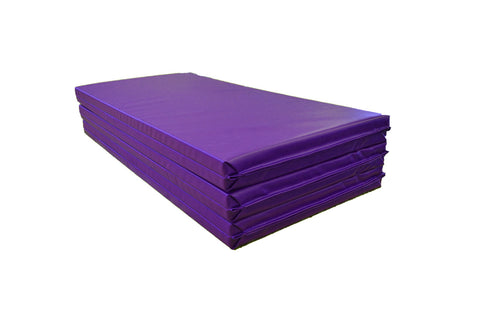 "Quick Ship 4' x 12' x 1 3/8"" Advanced Level Gymnastics Mat"
