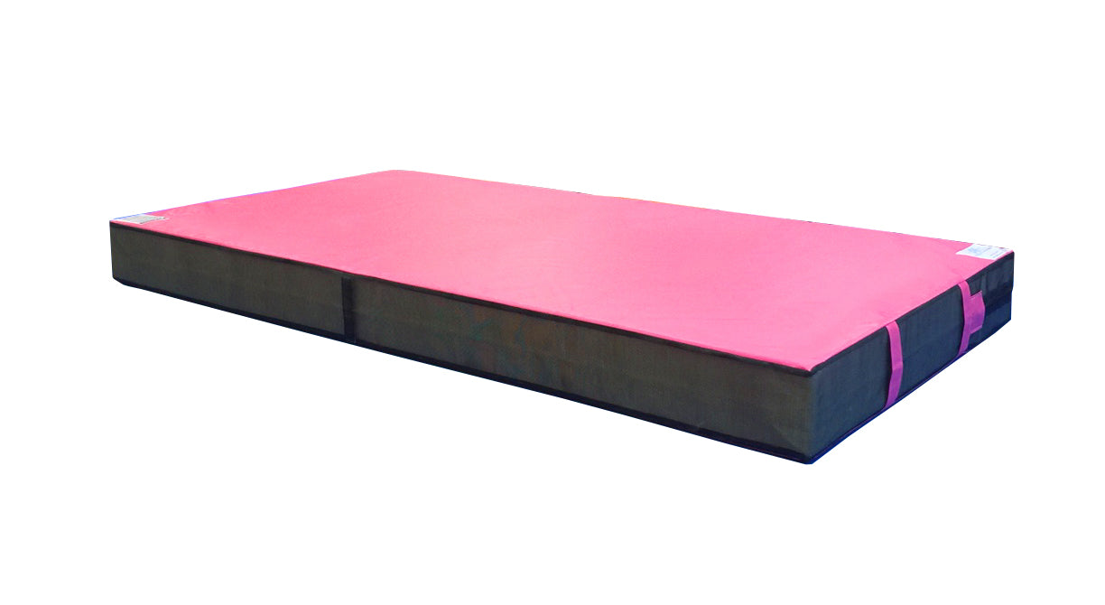 AK Athletics Pink landing mat for Lyra Hoop