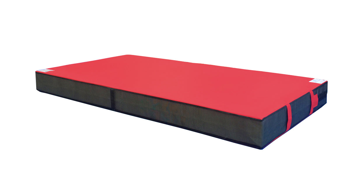 Red Gymnastics Landing Mat AK Athletic Equipment