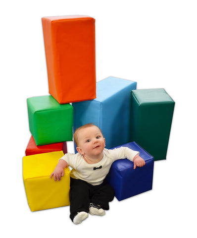 Soft Play 7-Piece Block Set