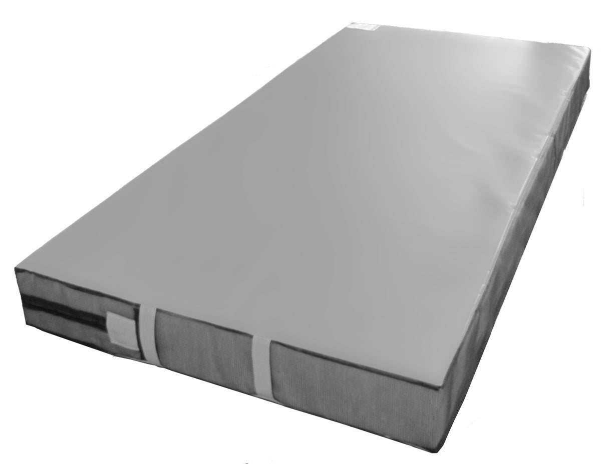 AK Athletics gray landing crash mat