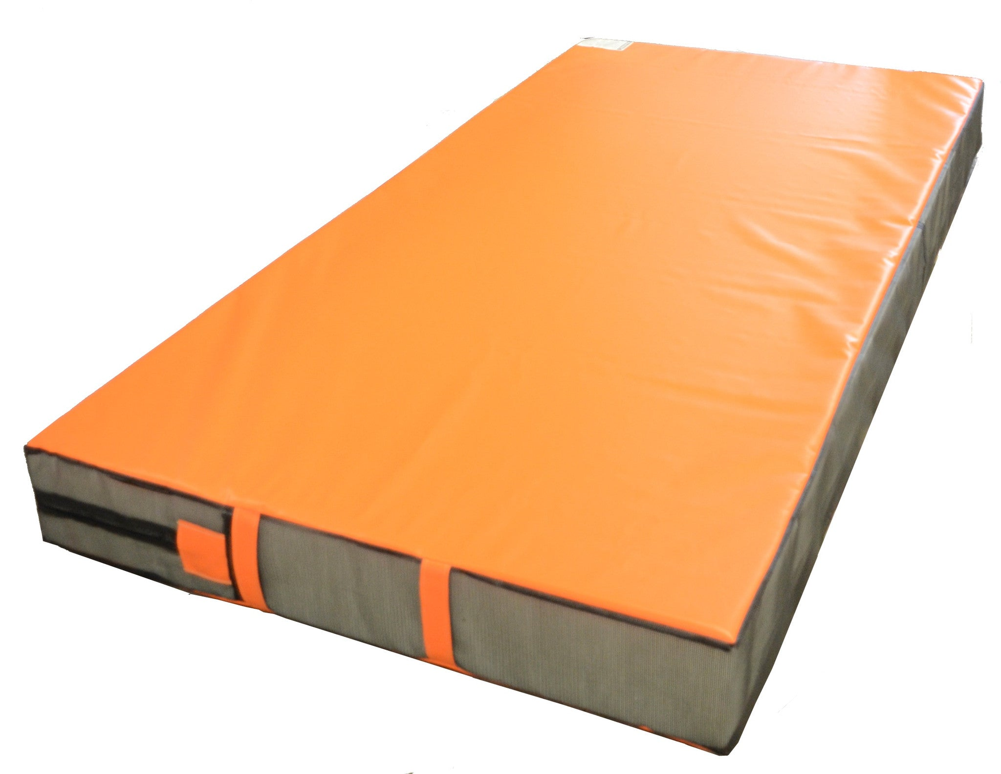 AK Athletic orange gymnastics landing mat