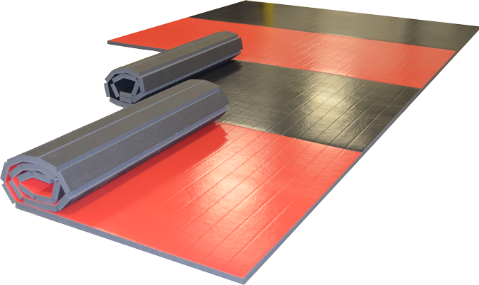 20' x 10' - Roll-Up Martial Arts Flooring