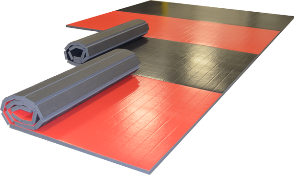 20 X 10 Roll Up Martial Arts Flooring Ak Athletic