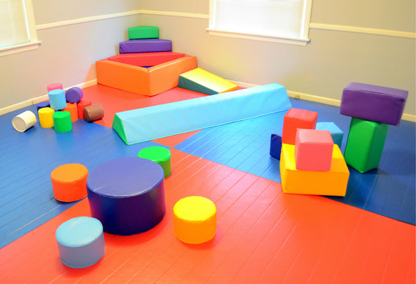 Roll Up Playroom Flooring 5 X 5 Ak Athletic Equipment