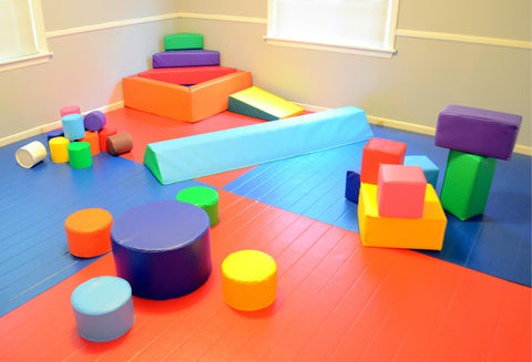 Roll-Up Playroom Flooring 5' x 5'