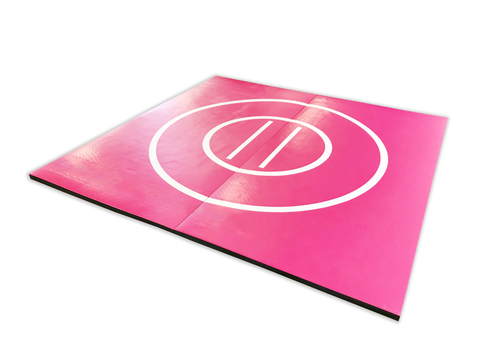 Pink Wrestling mat AK Athletics Review Pink Wrestling Mat