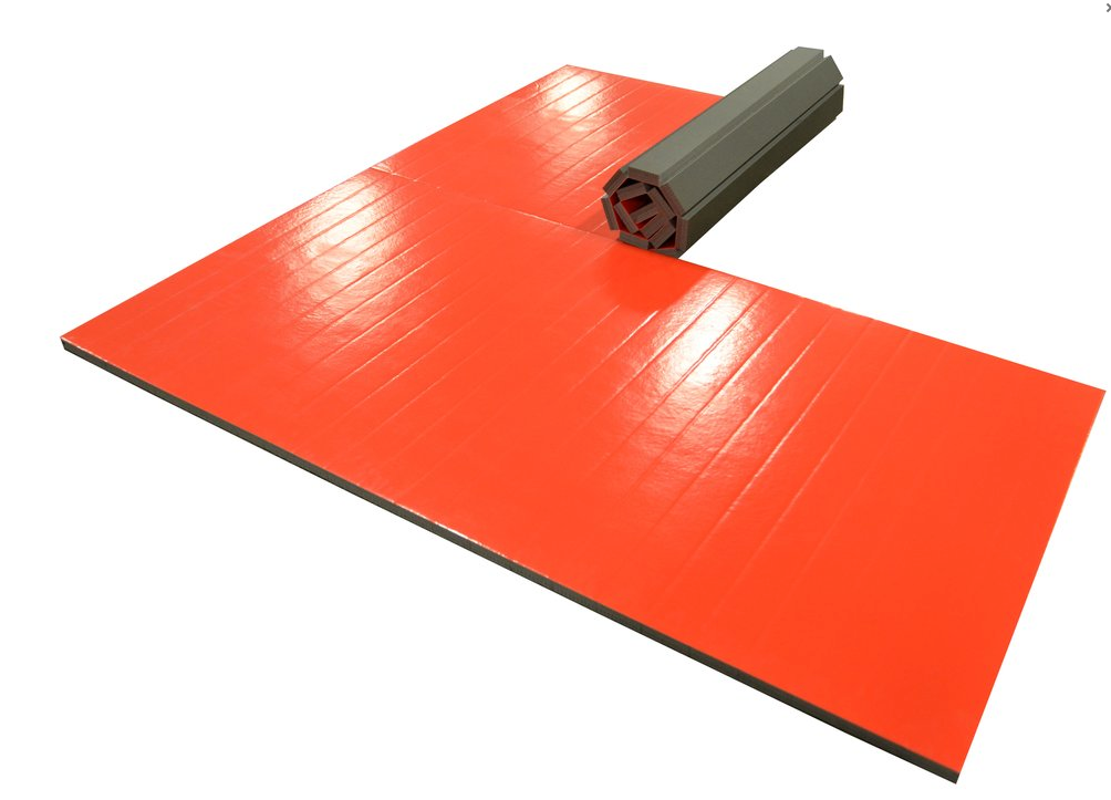 Home martial arts floor mat