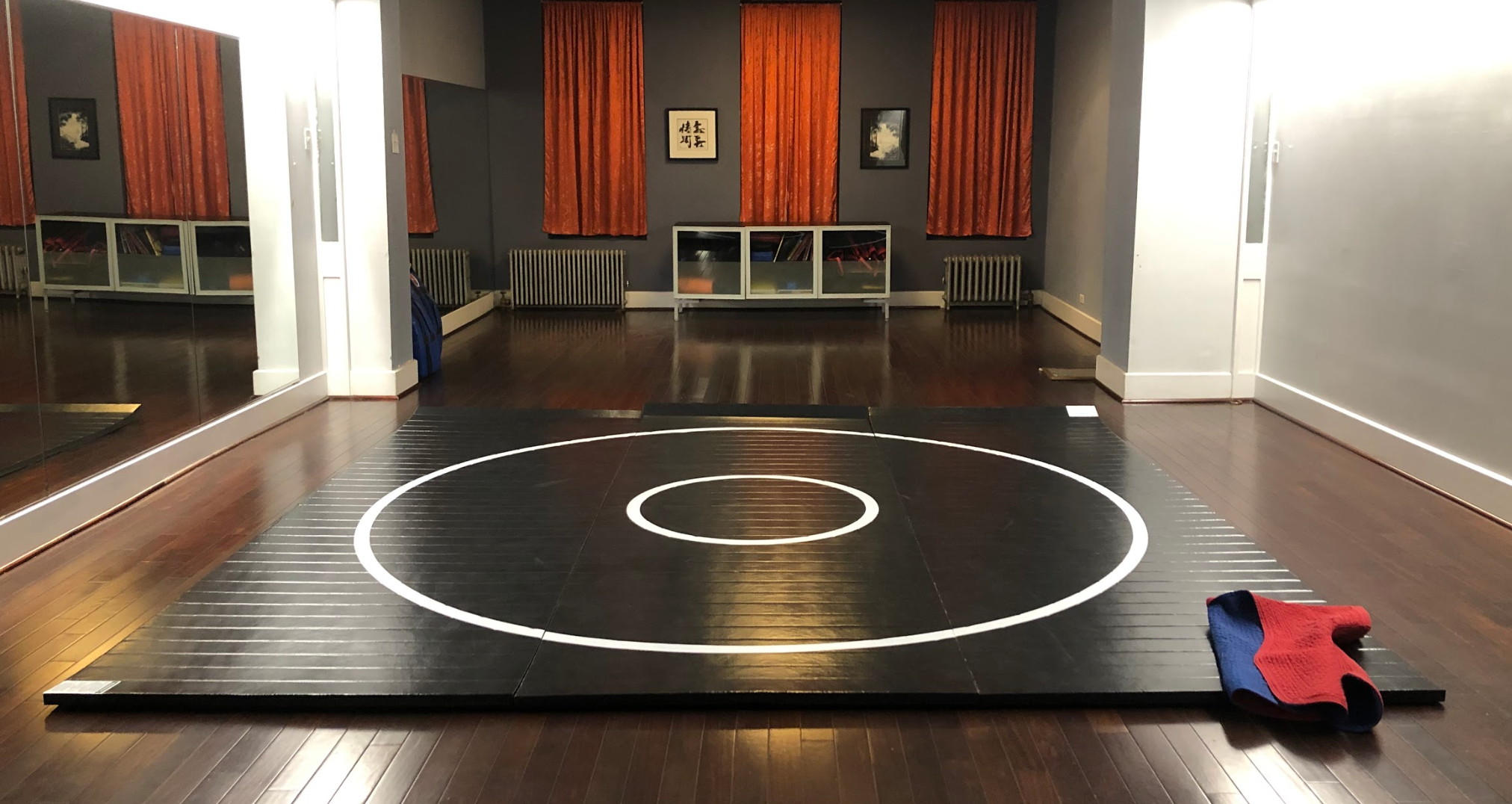 ak athletics home use wrestling mat photo source: https://shuaijiao.us/