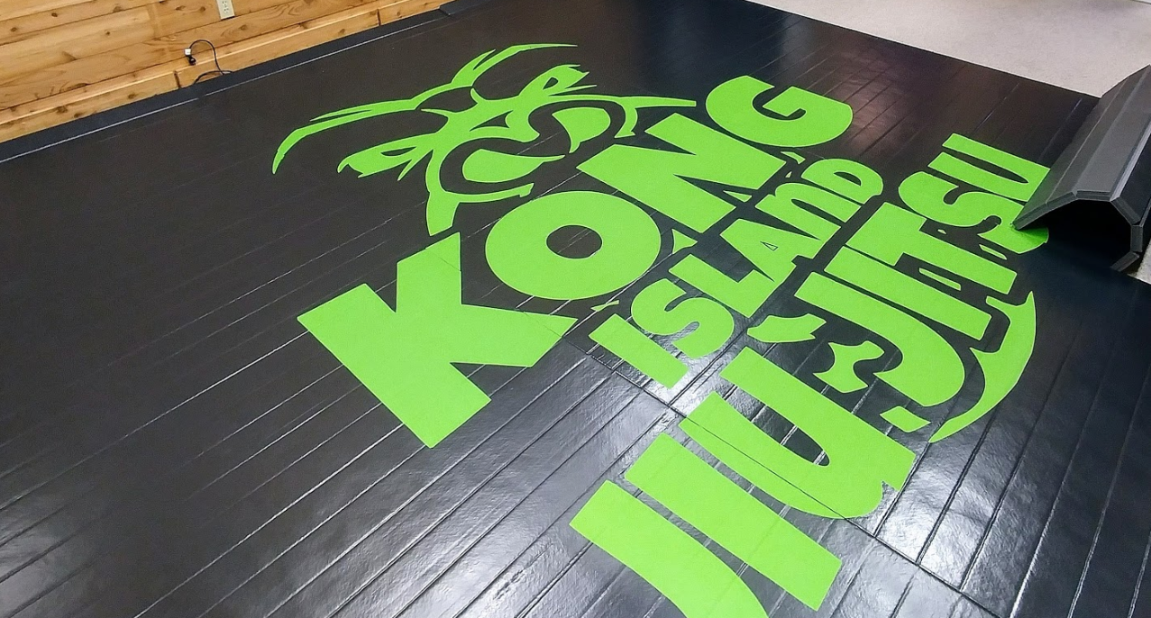 AK Athletics rollup mat