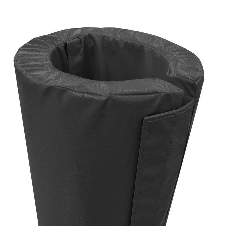 "6' Tall Pole Pad, 3"" Diameter with Velcro Closure"