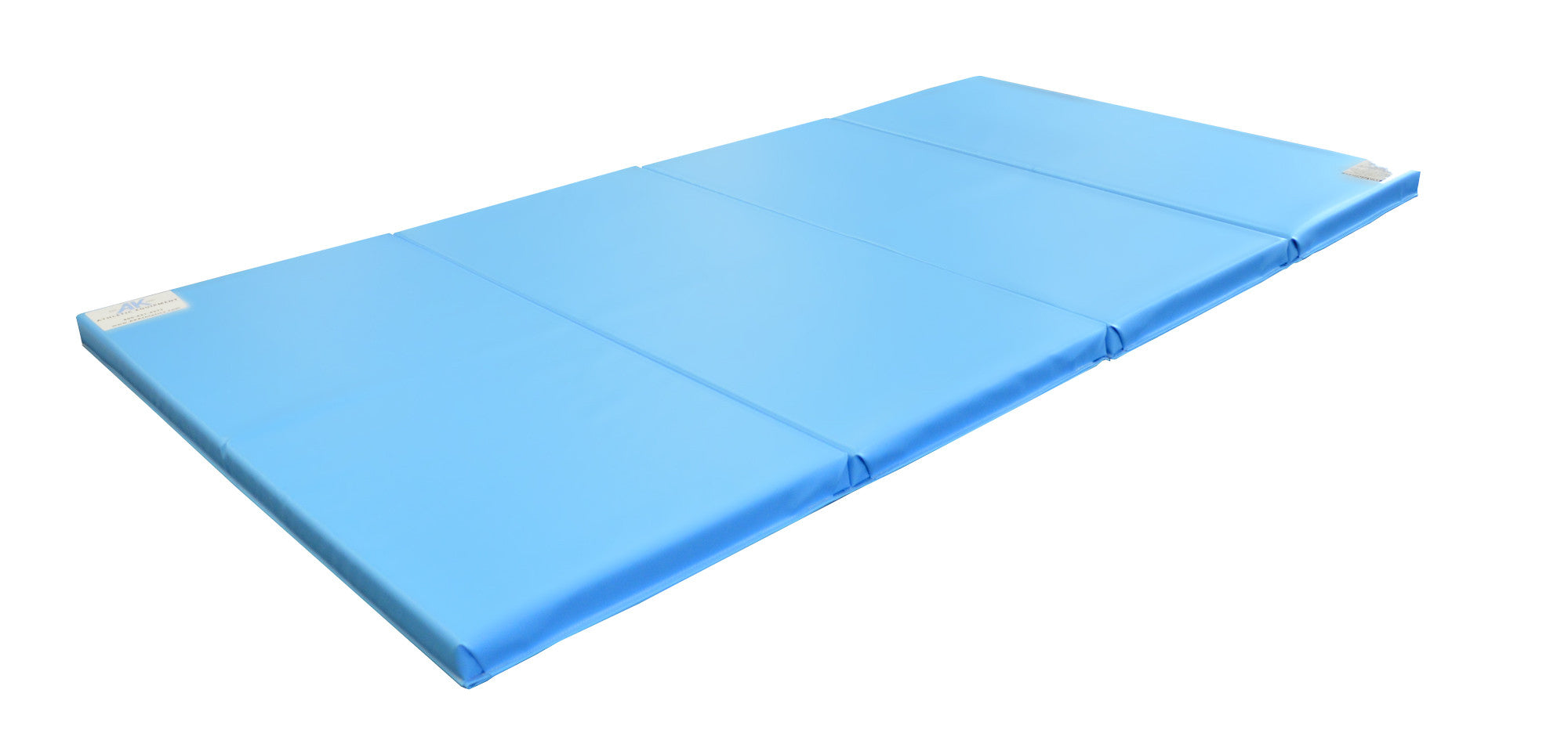 "Ultra Shock Absorbent 4' x 8' x 2""  Folding Mat"