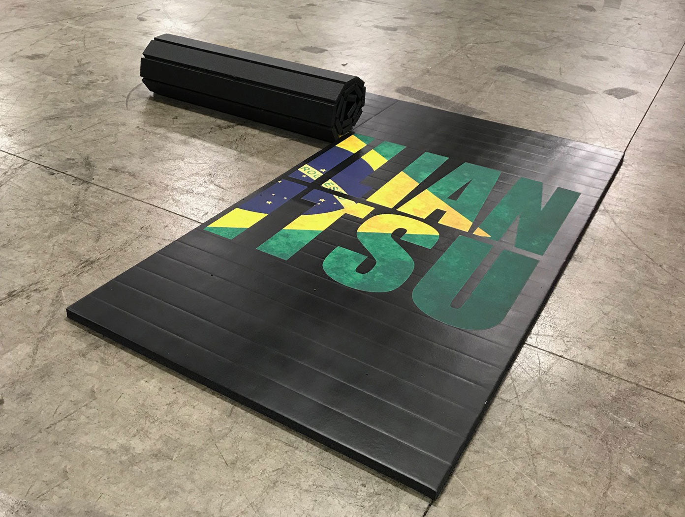 AK Athletics Brazilian Jiu Jitsu Grappling Mat