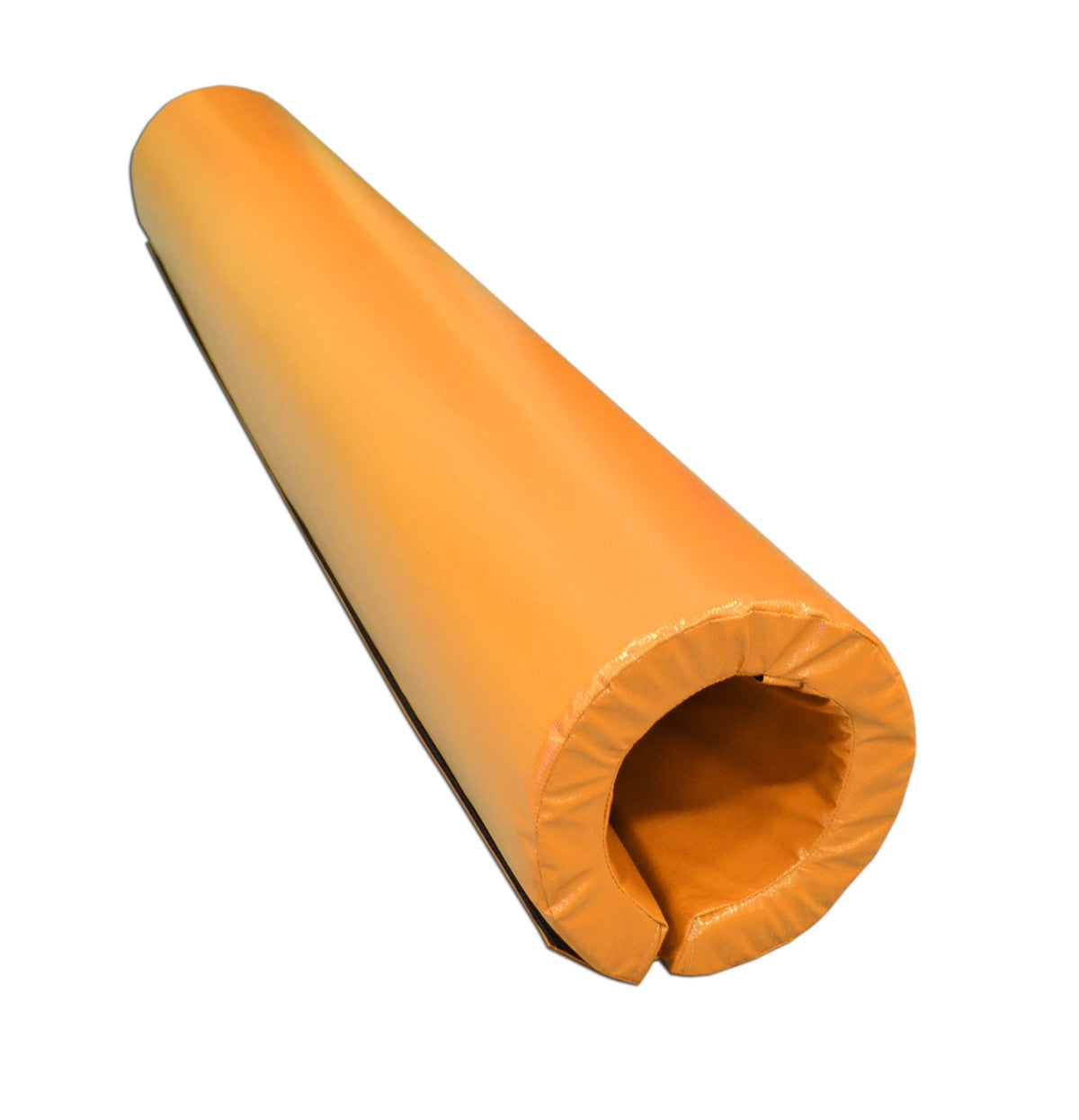 "4' Tall Pole Pad, 2"" Diameter Flap Closure Attached"