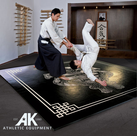 Digital Print Martial Arts Mat
