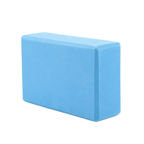 eva Yoga Block Brick Pilates Sports Exercise Gym EVA Body Shaping Training Exercise Practice Fitness Accessories