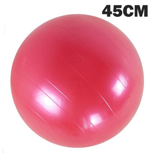 Yoga Balls Pilates Fitness Gym Massager point Balance Fitball Exercise Workout Ball 45/55/65/75/85CM with pump