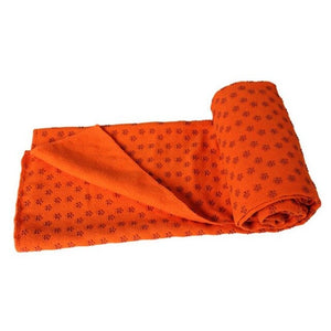 Yoga Towel Microfiber Non-slip Sports Towel Fitness towels, soft and absorbent To Send Net Bag