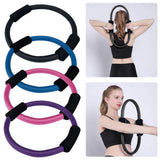 Yoga Circle Pilates Sport Magic Ring Women Slimming Fitness Kinetic Resistance Circle Gym Workout Pilates Accessories