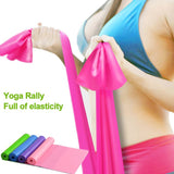 Exercise Rubber Band Fitness Equipment Pull Rope Strength Training Gym Exercise Strength Resistance Bands Loop Band Weight lost