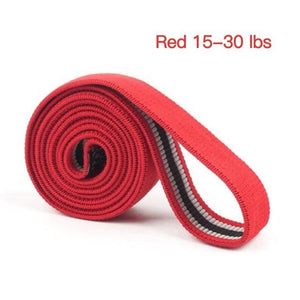 Exercise Resistance Bands Loop Set Fitness Equipment Sport Home Gym Sports Elastic Booty Band Set For Yoga Home Training