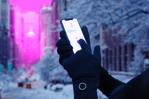 Smart Heated Gloves & Socks