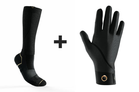 Smart Heated Gloves & Socks - Quanta Vici