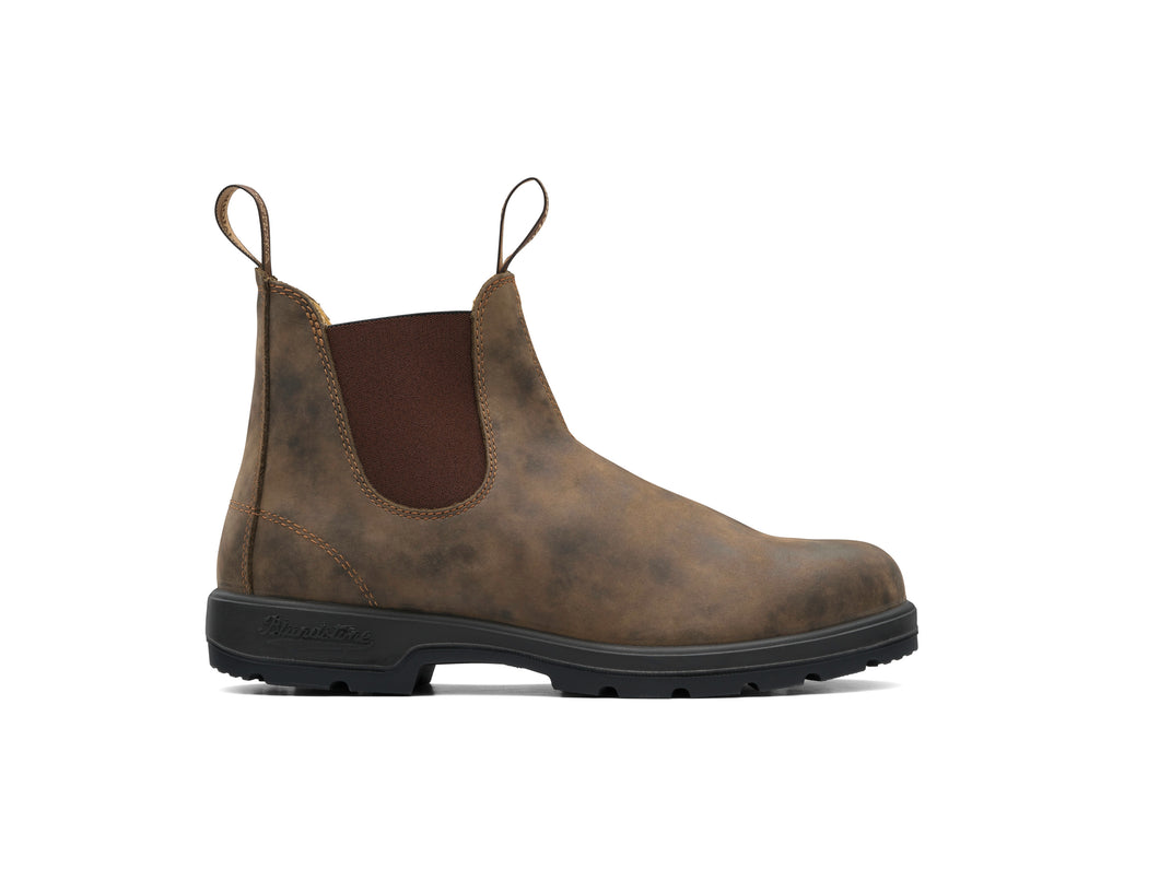 Blundstone Boot- rustic brown