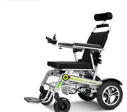 Smart Electric Folding Wheelchair & Scooter