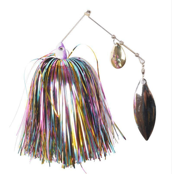 Chief Spinnerbait Tandem {{ burner bream{{ soft lure swimbait{{ bluegill }} }} }} - THUNDERHAWK LURES