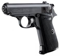 Umarex Walther PPK 4.5mm BB CO2 Blowback Air Pistol