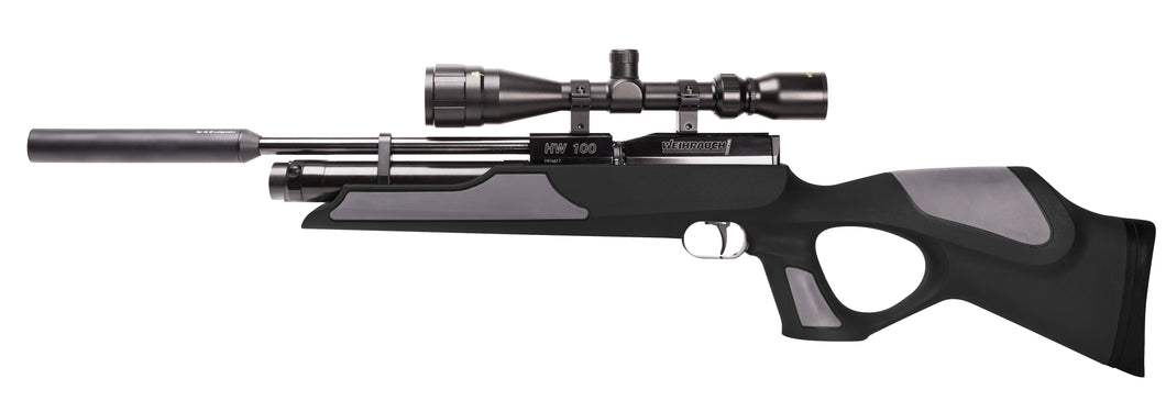 Weihrauch HW100KT Synthetic PCP Air Rifle