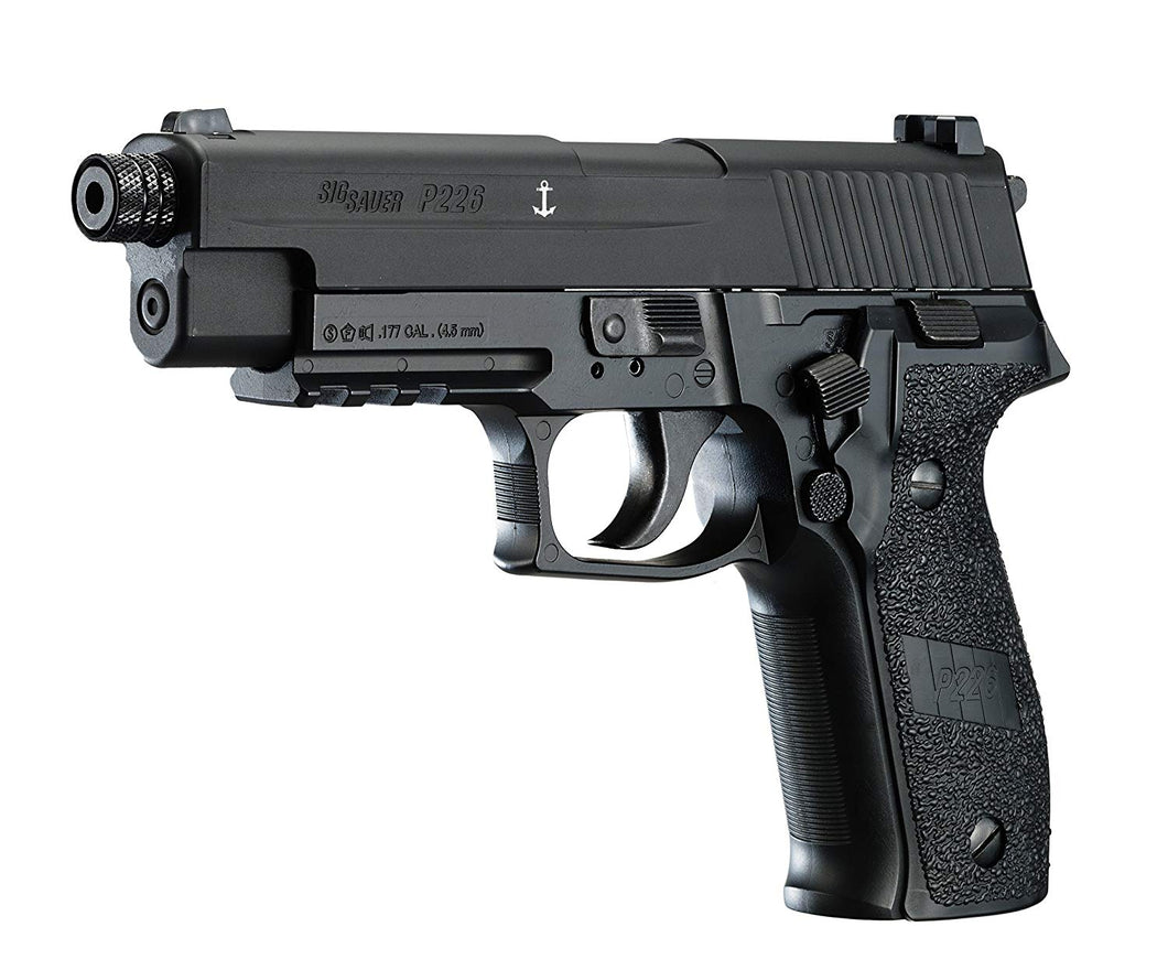 SigSauer P226 .177 CO2 Blowback Air Pistol