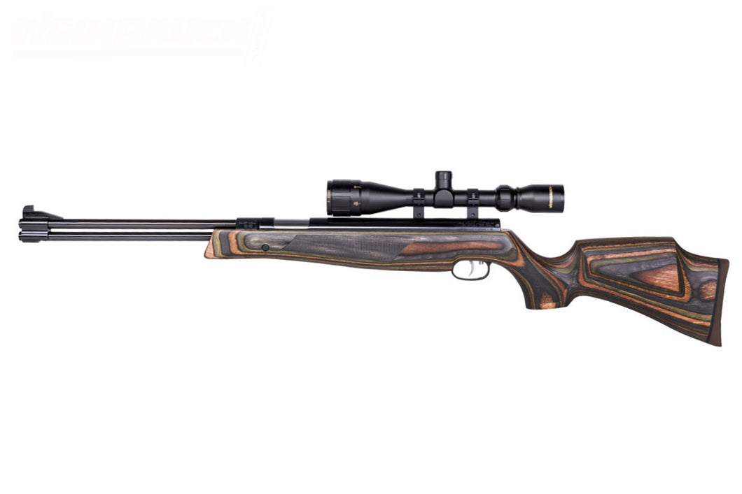 Weihrauch HW77k Special Edition Forest Green Air Rifle