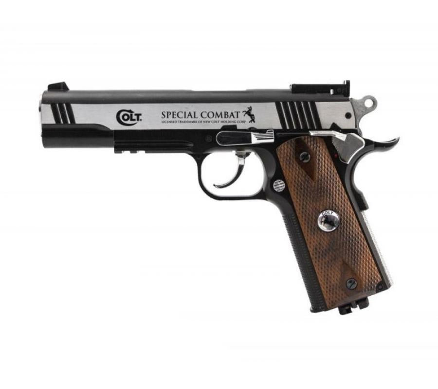 Umarex Colt Special Combat 4.5mm BB CO2 Air Pistol