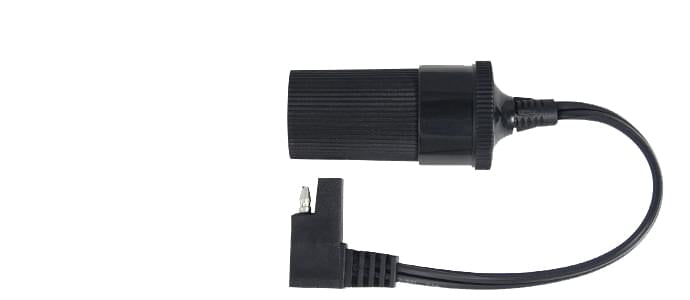 Deben Tracer 12v Cigarette Right Angle Socket Replacement