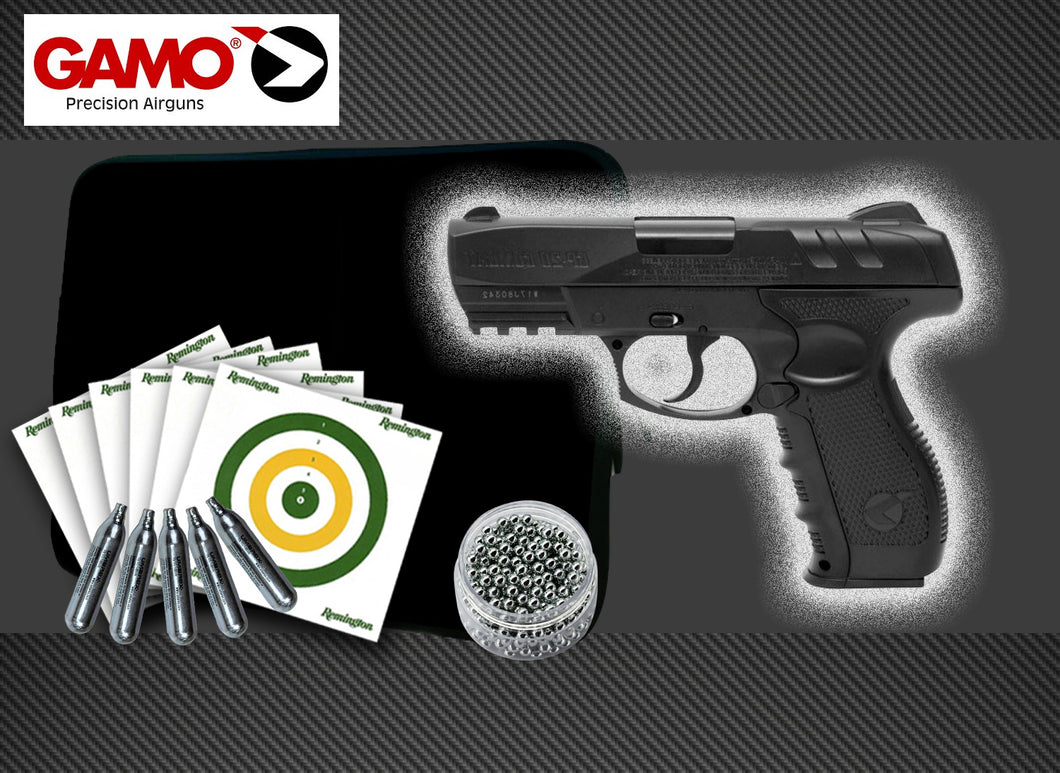 Gamo GP-20 4.5mm CO2 Package Deal