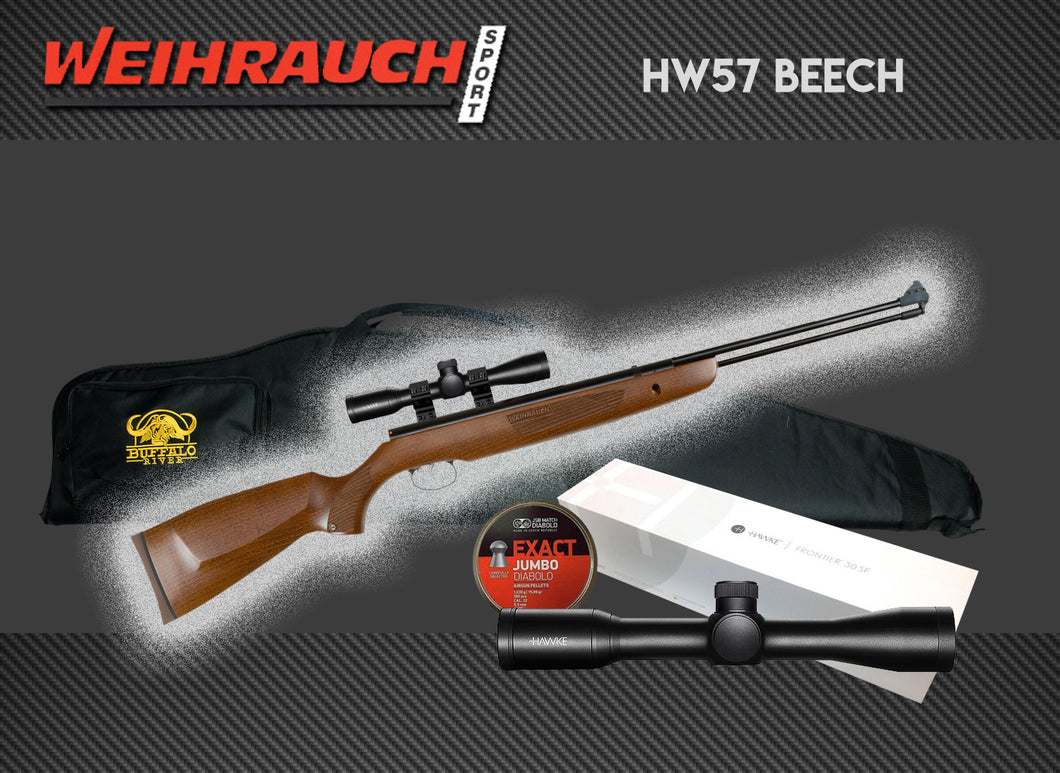 Weihrauch HW57 Package Deal