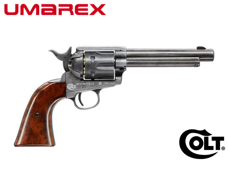 Umarex Colt Peacemaker CO2 4.5mm BB Antique CO2 Air Pistol