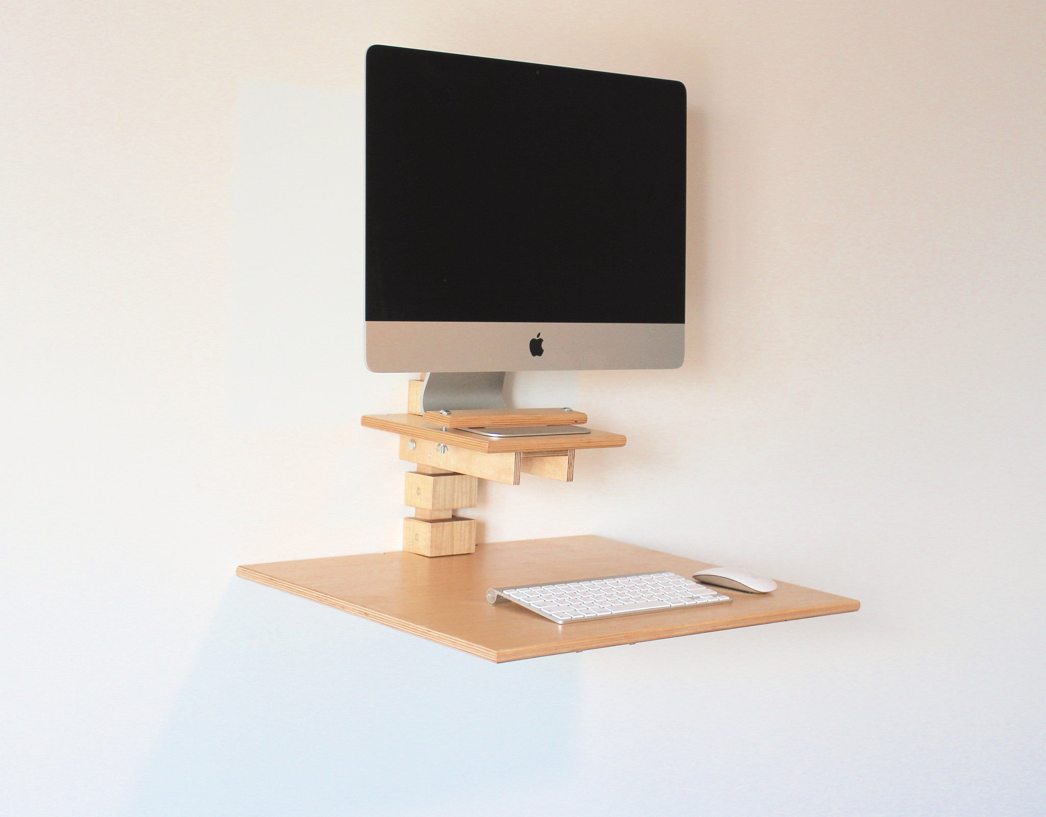 desk folding desks office shop home wall white laptop mount