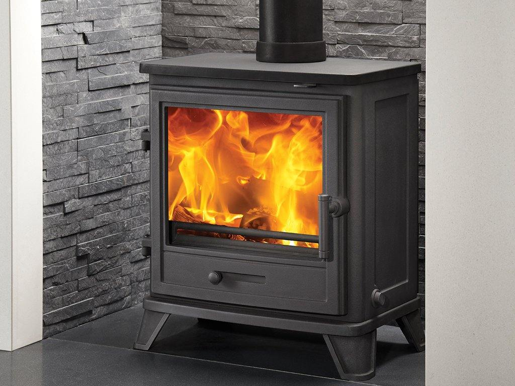 Bassington Multi-Fuel Stove - Interstyle