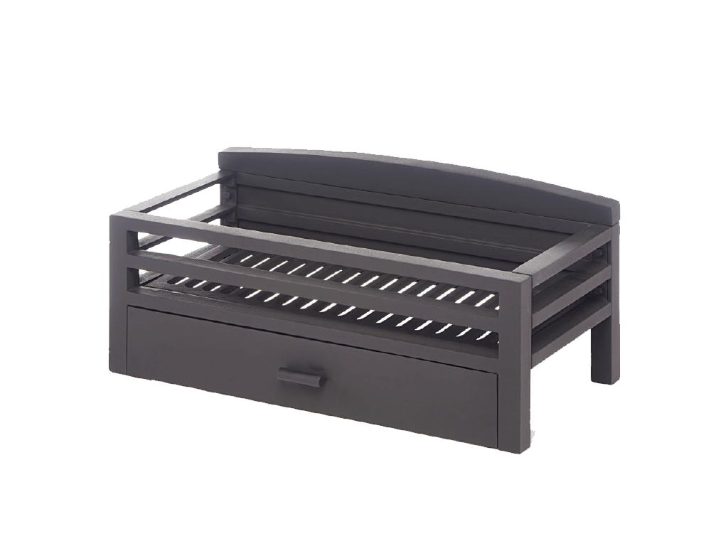 Brightwell Black Fire Basket - Interstyle