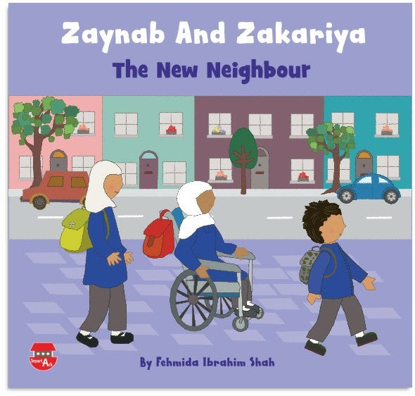 Zainab & Zakariya: The new neighbour