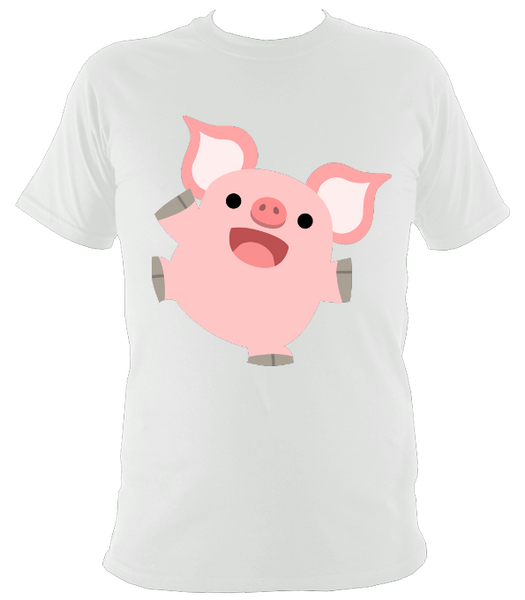 Excited Pig