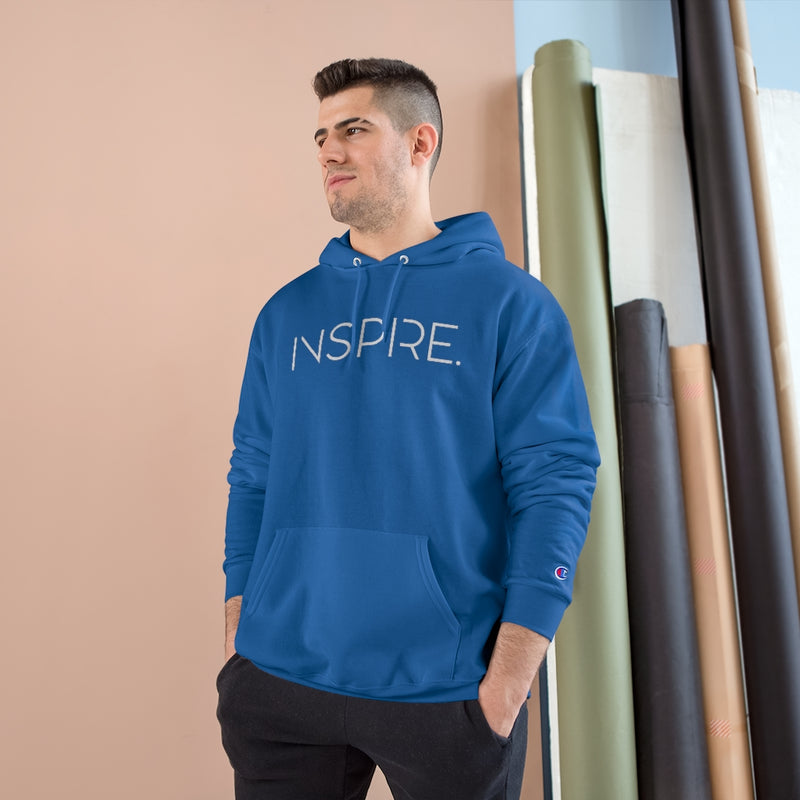 Inspire by Champion Royal Hoodie
