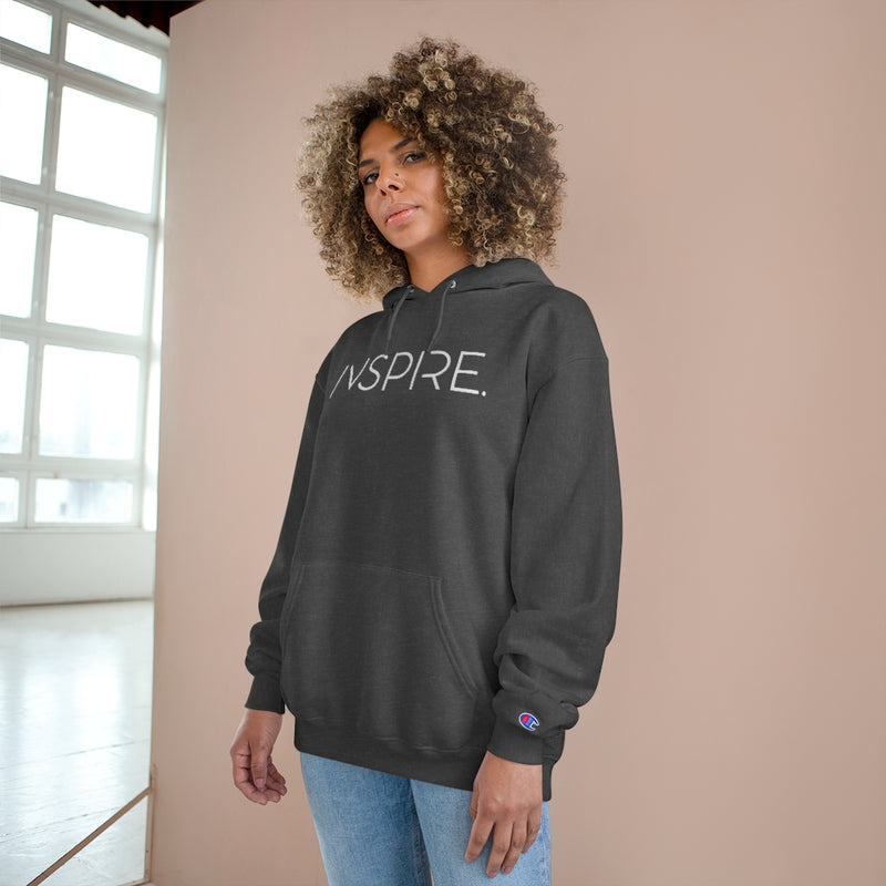 Inspire by Champion Grey Hoodie