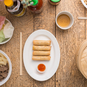 Spring Rolls — 25 pieces - Green Onion Cake Man